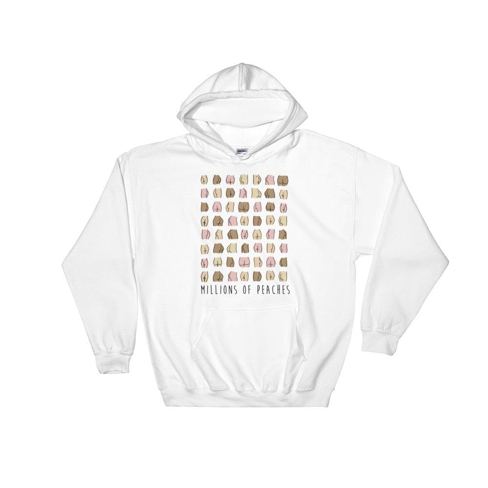 Millions Of Peaches Hoodie