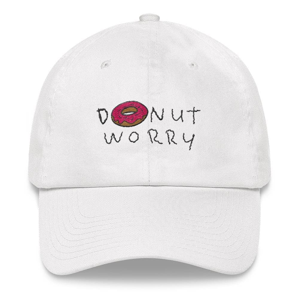 Donut Worry Dad hat