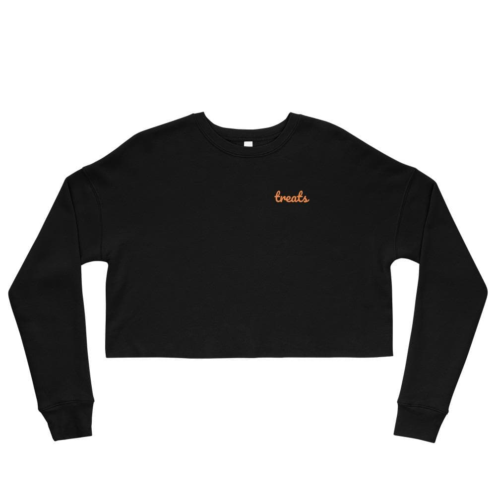 treats Crop Sweatshirt