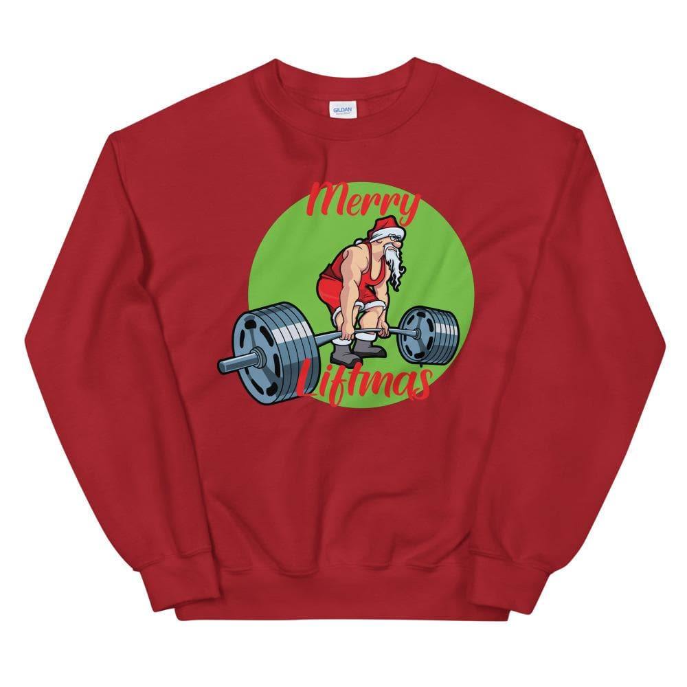 Merry Liftmas Sweatshirt