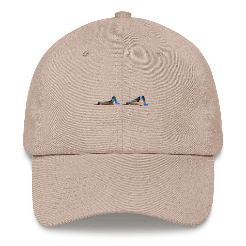8Bit Hip Thrust Dad hat