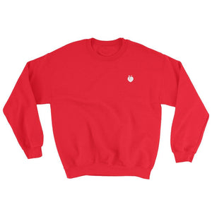 Peach Icon Crewneck Sweater