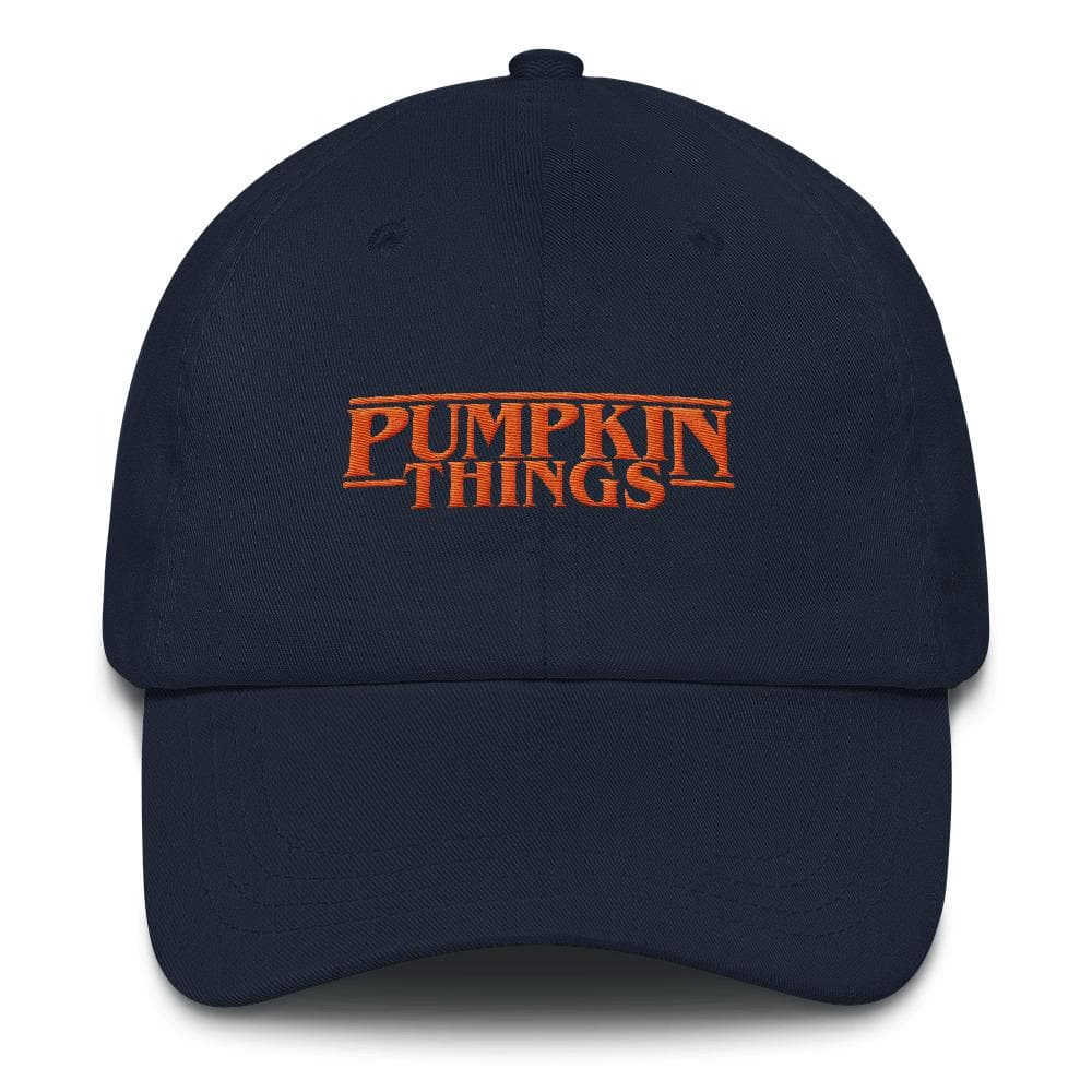 Pumpkin Things Dad hat