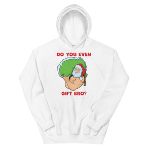 Do You Even Gift Bro Hoodie