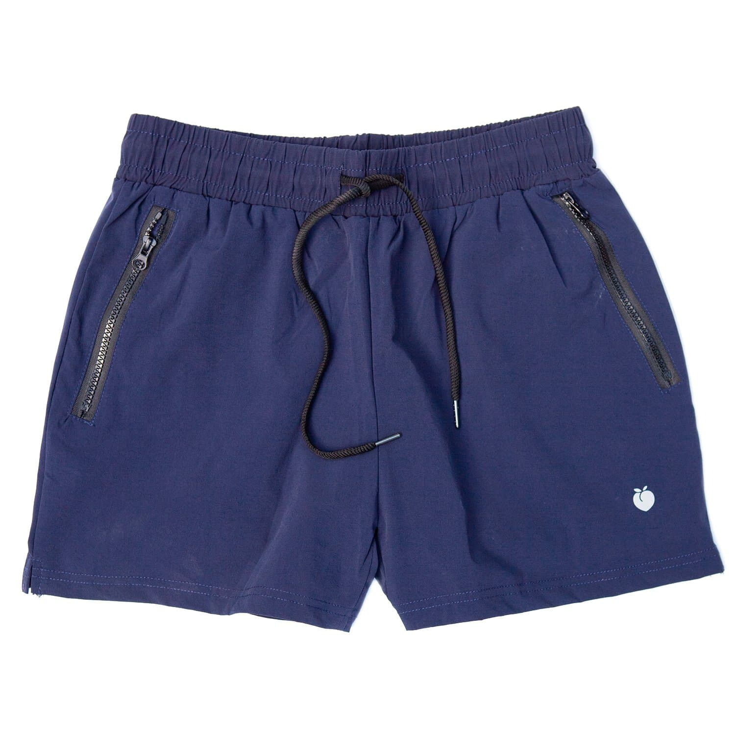 Men's Navy Blue Active Shorts