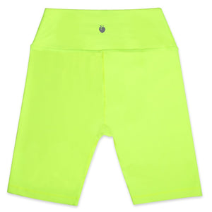 Women's Bikers - Lime