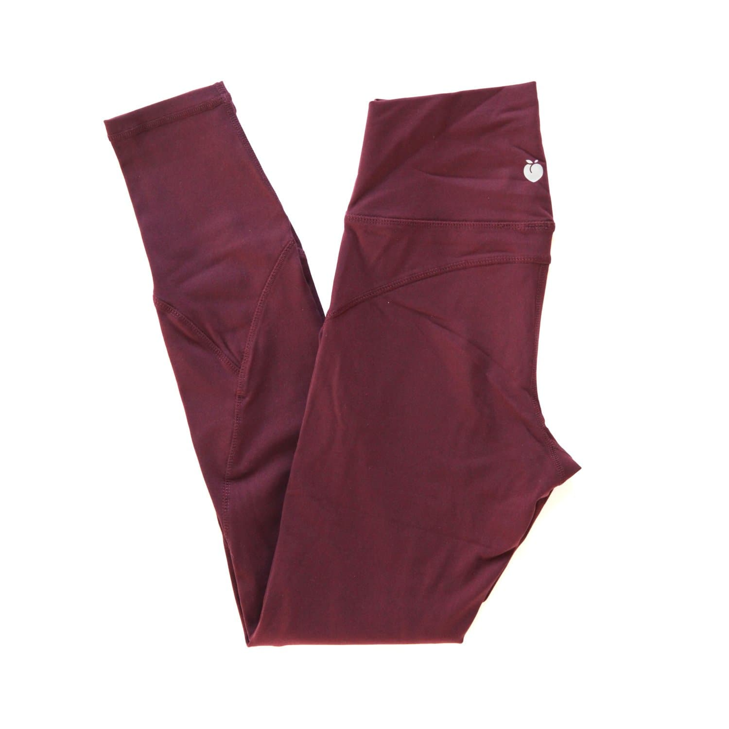 Jujube Red Outline Pant
