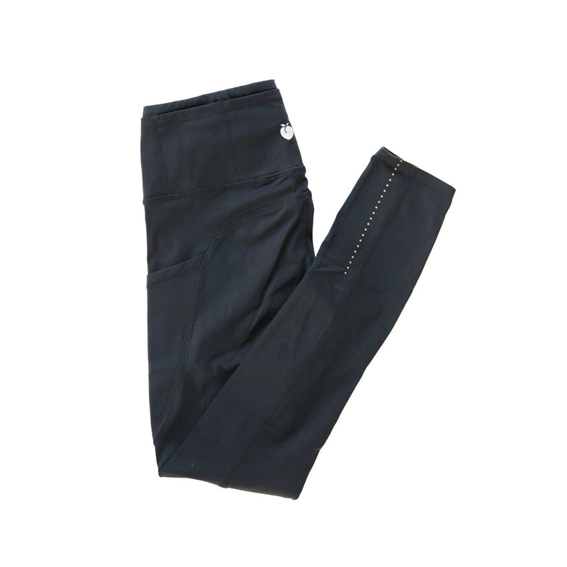 Black Peachy Pocket 2.0 Pant