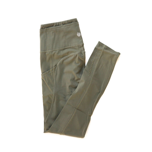 Olive Peachy Pocket 2.0 Pant