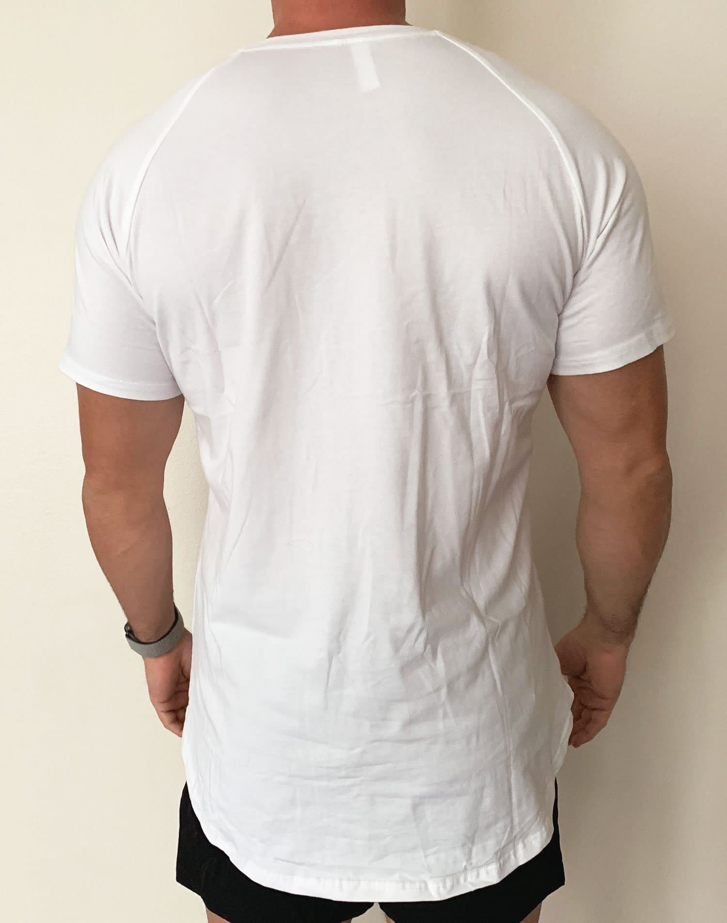Men's Premium Active Tee - White