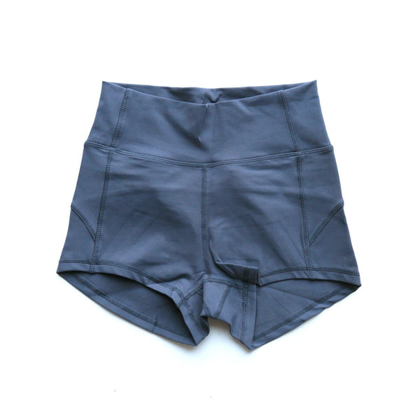 Women's Periwinkle Active Shorts