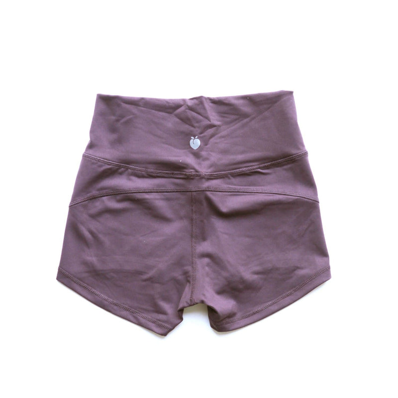 Women's Eggplant Active Shorts