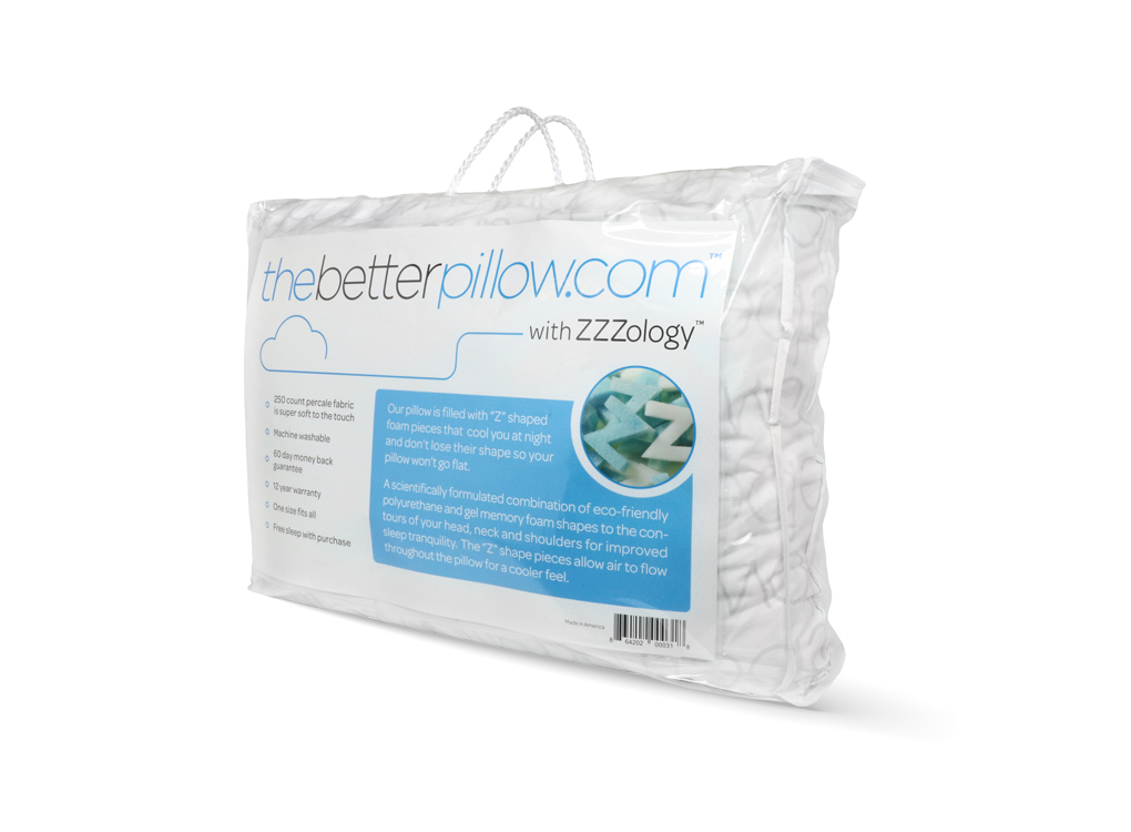 4 Reasons To Buy Thebetterpillow.com