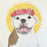 Pet Portrait [Custom Hand Drawn]
