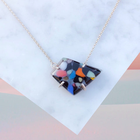 Sister | Sister [Kite Cut Necklace]