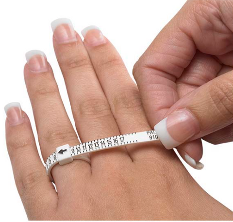 Comfort Fit Ring Sizer