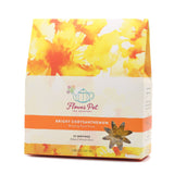 Bright Chrysanthemum - Medium Pouch