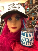 D Wives Matter - WineSize Tumbler
