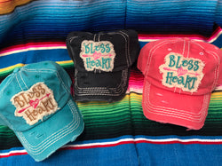Variety Bless Your Heart vintage cap