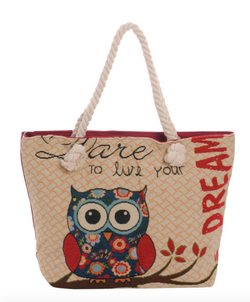 Dare to Live your Dream Tote