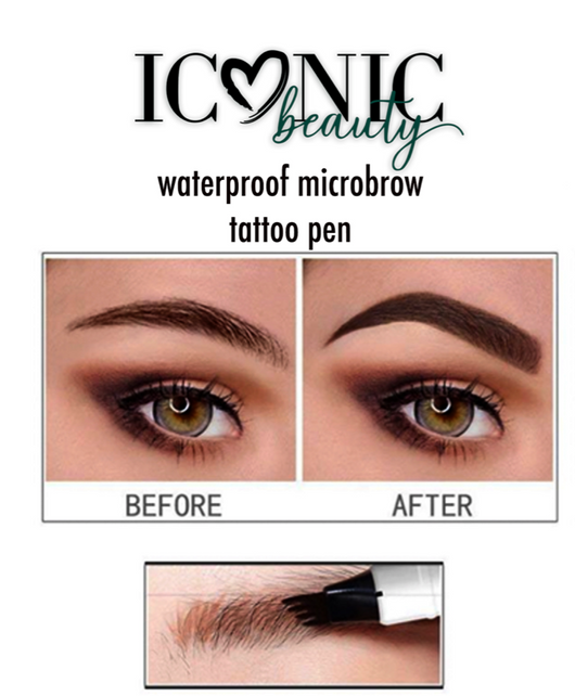 Iconic Tattoo Eyebrow Pens = 24 pack