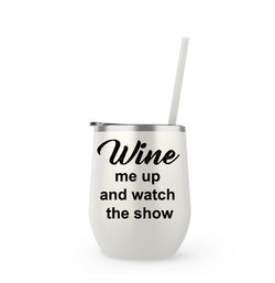 Watch the show - Winesize Tumbler