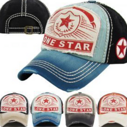 LONE STAR  - Various colors