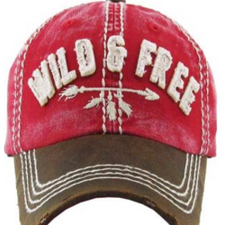 WILD AND FREE - Grey