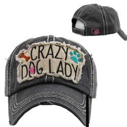 CRAZY DOG LADY- Various Styles