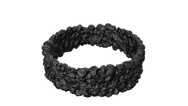Black Rock Bangle