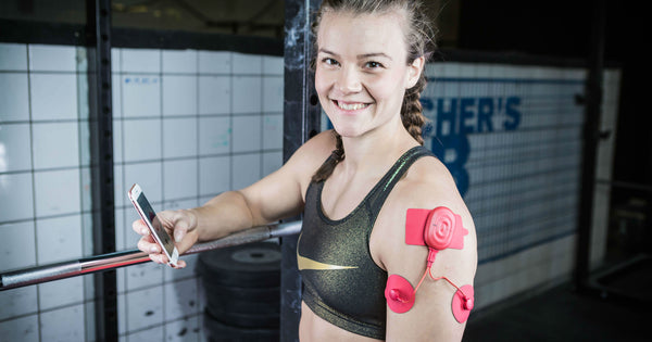 CrossFit: 18.1 from the viewpoint of Björk Odinsdottir