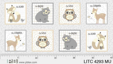 Little Critters - Small Panel Blocks