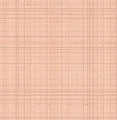 Little Darlings Woodland - Apricot Check