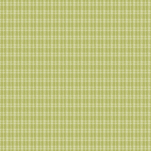 Butterfly Garden - Plaid Lime (on sale)