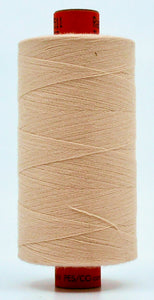 Rasant 1000m Cotton Thread - Latte