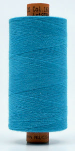 Rasant Cotton 1000m - Aqua Blue