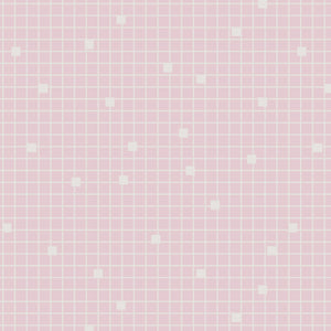 Baby on Trend Blush Trellis - Pink