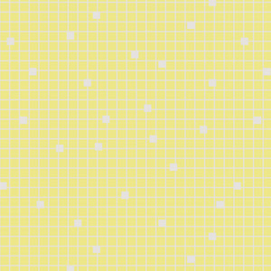 Baby on Trend Woodland Trellis - Lemon
