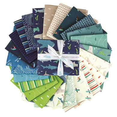 Riptide Fat Quarter Bundle – 24 pieces