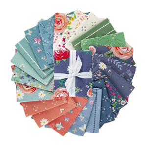 Poppy & Posey Fat Quarter Bundle – 21 pieces