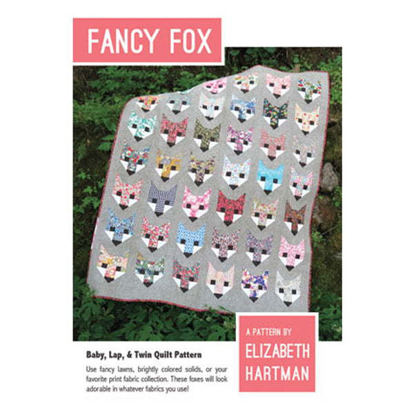 Fancy Fox by Elizabeth Hartman