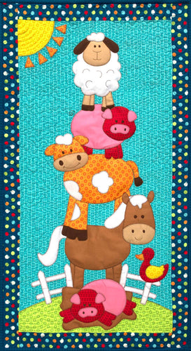 Farm Friends from Kids Quilts