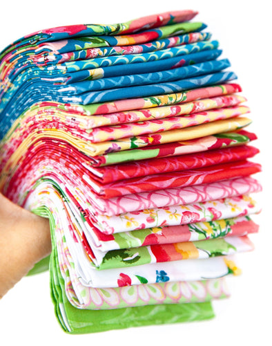 Glohaven Fat Quarter Bundle – 21 pieces