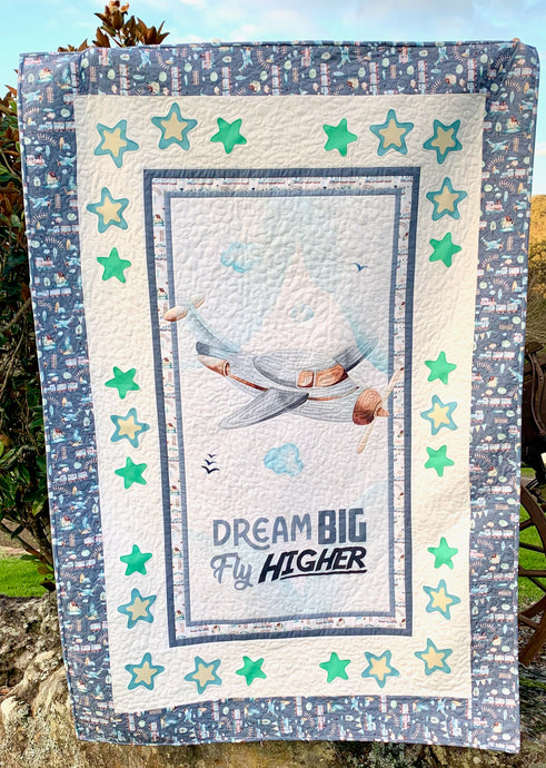 Dream Big Panel Quilt Kit