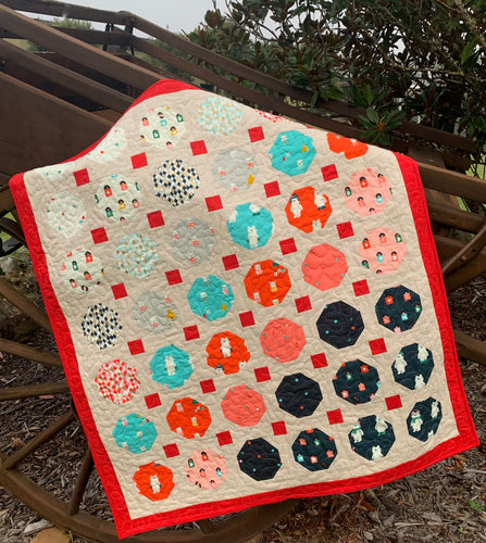 In a Flurry Quilt Kit
