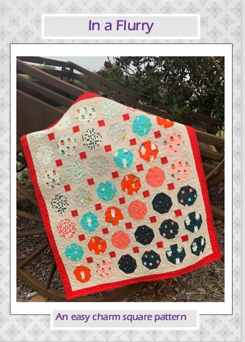 In a Flurry PDF Quilt Pattern