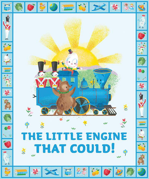 The Little Engine that Could - Panel