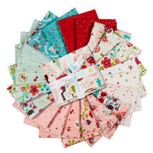 Load image into Gallery viewer, Little Red in the Woods Fat Quarter Bundle - 21 pieces