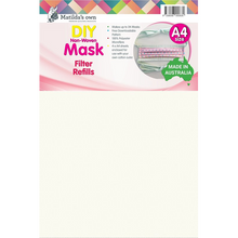 Load image into Gallery viewer, Matilda's Own Mask Refills - 100% polyester