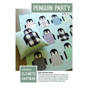 Penguin Party by Elizabeth Hartman